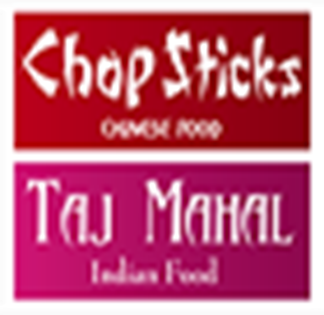 الصورة: Chop Sticks & Taj Mahal